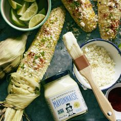 Mexican Grilled Corn - Recipes - Sprouts Farmers Market