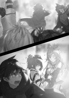 Grimgar, Fantasy, Humor, Funny, Ash, Anime, Fictional Characters, Gray, Humour