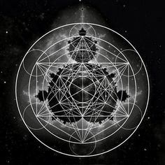"""""""The Universe is Created by Cosmic Consciousness which Manifests in Physical Reality through a Geometric Blueprint that we call Fractal Geometry. Debbie Richardson"""
