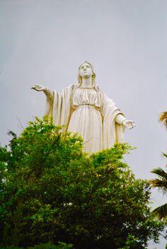 La inmaculada Concepción, Cetro San Cristóbal. Santiago de Chile