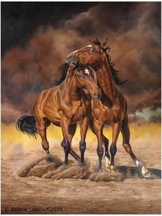 LinkedIn Majestic Horse, Horses, Painting, Animals, Sign, Image, Animales, Animaux, Painting Art