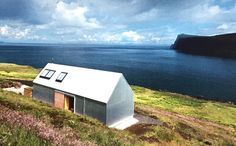 Tinhouse, Isle of Skye. By Rural Design