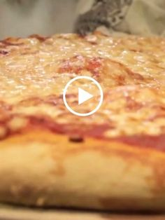 Watch Our Perfect Pizza Dough Video  - make your own pizza anytime.