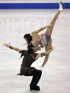 Domnina -Shabalin  Worlds 2009, FD