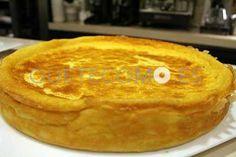 Tarta de queso al horno   Restaurante vasco Casa Vasca en A Coruña