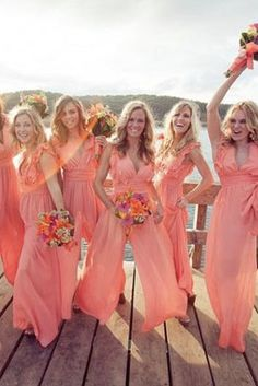 Bridesmaid Jumpsuits Are The Greatest Thing To Hen Weddings