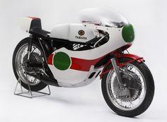 TZ250(1973年/レースマシン)