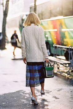 Vanessa Jackman: Paris Fashion Week AW 2014....Indre