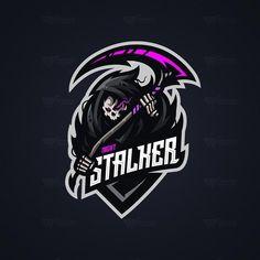 写真の説明はありません。 Team Logo Design, Logo Desing, Mascot Design, Fantasy Football Logos, Cuadros Star Wars, Esports Logo, Professional Logo Design, How To Make Logo, Game Logo