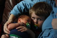 The 'baby illusion': Parents see youngest child as smaller