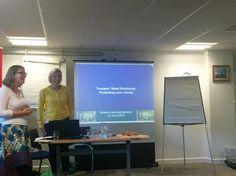 Storify of the 2014/15 Trustees seminar #volsec #trustees Storify seminar ymddiriedolwyr 2014/14