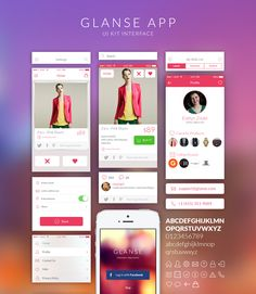 Glanse_ui_kit