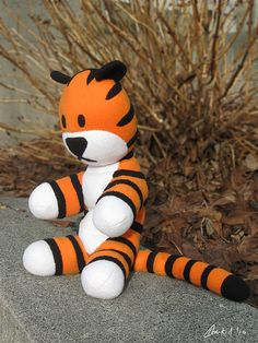 Hobbes doll DIY