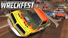Just playing Wreckfest crashing cars and racing. Also testing 3 new track mods by SUBXERO:  SUBXERO'S HELLJUMP SUBXERO'S NoLoop SUBXERO'S Tribend wild rev  Other Wreckfest mods I have enabled:  Stockton 99 Speedway The Very Track Pack Particles - Contact Particles - Loose Surfaces Particles - Hard Surfaces Disable reset walls Improved Camera Less Nauseating Camera MonsterHammer Drag Bus  #wreckfest #mods #nextcargame News Track, Enabling, Channel, Walls, Racing, Youtube, Running, Auto Racing, Youtubers