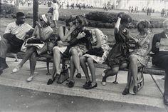 New York World's Fair, 1964. Photograph: The Estate of Garry Winogrand/Courtesy Fraenkel Gallery, San Francisco