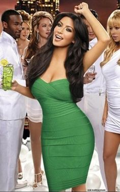 Herve Leger Kim Kardashian Strapless Green Bandage Dress [Tory Burch Outlet 1230] - $122.00 : Cheap Herve Leger Dresses On Sale 2013 With Discount Price