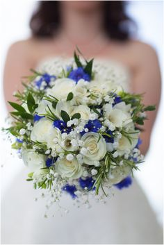 Beautiful wedding flowers by Penny's Floral Designs