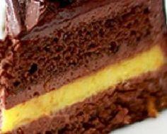 Torta al cioccolato con crema all'arancia: una base al cioccolato fondente farcita con crema all'arancia e ricoperta di cioccolato. Ecco la ricetta. Questa è tra le torte più buone che si possono preparare a casa. Inoltre la base della torta al cioccolato vienespruzzata con una bagna al Grand Marnier per dare un ulteriore gusto. La torta poi viene ricoperta con una glassa al cioccolato fondente è decorata con pezzetti di cioccolato e scorza d'arancia tagliata a julienne. La ricette della…