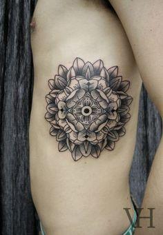 mandala Valentin hirsch #Tatto #Tattos #Ink #Inked #tatuajes #tatuadores