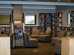 With the success of the recent White House petition on school libraries, the American public has asserted its support for this vital aspect of childhood education. The following schools have demonstrated their understanding of the centrality of their libraries by creating spaces that support 21st-century learning. Monroe High School Campus Library, New York City Monroe … Continue reading Library Design Showcase 2012: Super Schools →