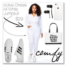 """Plussizeforless"" by plussizeforless ❤ liked on Polyvore featuring adidas and Vans"
