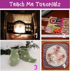 Homemade Christmas Gifts for Kids {to-make}