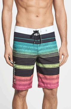 Hurley | 'Phantom - Lowtide' Board Shorts #hurley #board #shorts