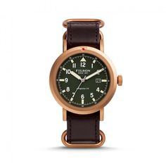 www.Filson.com | The Scout Watch