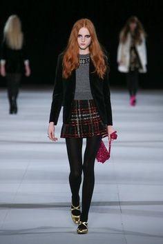 秋冬ファッションに取り入れたい! トレンドは60年代風クラシカルアイテム   ギャザリー