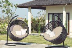 #excll #дизайнинтерьера #решения Это мебель IN-OUT, то есть она предназначена как для интерьеров, так и, благодаря прекрасным техническим характеристикам, для использования на улице.