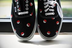 Gotta Catch 'Em All / by Sophiescustomshoes on Etsy