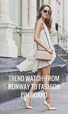TREND WATCH: FROM RUNWAY TO FASHION PIN BOARD | Ahalogy