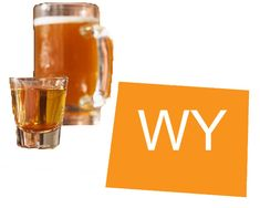 Wyoming The Boiler Maker (Light draft beer and whiskey) Why?: Similar to Old Faithful in Wyoming, The Boiler Maker is a geyser of sorts. To consume this cocktail, you first have to drop the shot of whiskey into the beer, then down the entire thing in one gulp.