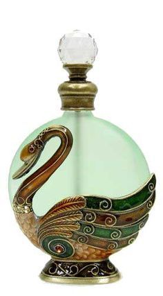 Art Nouveau Perfume Bottle ✿⊱╮
