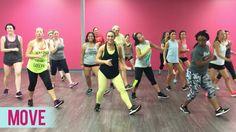 Luke Bryan - Move (Dance Fitness with Jessica) Zumba Videos, Dance Workout Videos, Zumba Songs, Cardio Dance, Exercise Videos, Dance Videos, Nicki Minaj Dance, Fitness Marshall, Zumba Routines