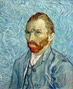 Self-Portrait | Vincent van Gogh (1889)