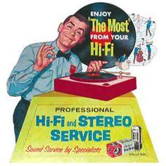 Service De Rparation Audio Vintage Stro