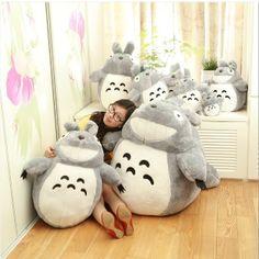 Free shipping Totoro chinchilla super soft plush toy 100CM,Birthday,valentine's day gift,babay toy,giant totoro stuffed animal