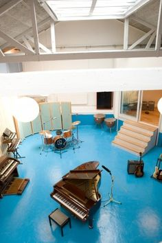The Pool Recording Studio | Miloco