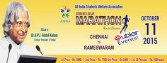 MARATHON - RUN FOR EDUCATION