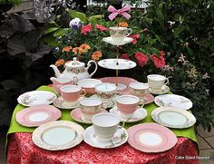 perfect for a garden party