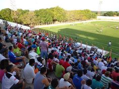Estádio Tibério Nunes - Floriano (PI) - Capacidade: 4,5 mil - Clube: Cori-Sabbá