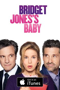 She's Back! Bridget Jones's Baby is now available to download & keep!
