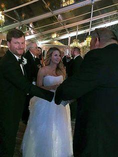 Mr. & Mrs. Ralph Dale Earnhardt Jr. 12*31*16