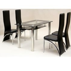 Heartlands Vegas Small Dining Set from £349.99 with FREE delivery!