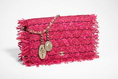 Chanel Charm weed Classic Quilted WOC
