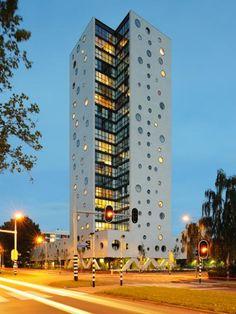 De Rokade - Groningen, The Netherlands