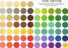 True Spring Palette