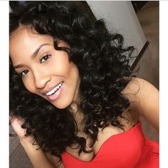 STYLIST FEATURE  These #wandcurls➰➰➰ on @tonikamarie done by #ColumbusStylist @Edshastyles are GORGEOUS❤️ She looks stunning #VoiceOfHair ========================= Go to VoiceOfHair.com ========================= Find hairstyles and hair tips! =========================