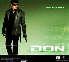 SRK as Don